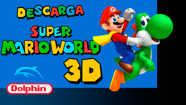 DESCARGA NEW SUPER MARIO ALL STARS 3D PARA PC