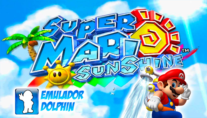 descarga super mario sunshine emulador dolphin pc